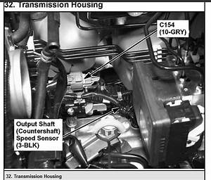 I Have Issue With A Honda O Dyssey 2006 Transmission  The P 0722 Engine Light Show Out