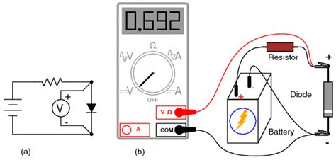 Meter Check Diode Diodes Rectifiers