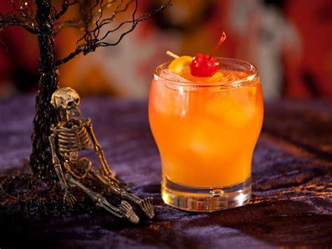 Zombie Slime Shooters Halloween Cocktail Recipe Hgtv