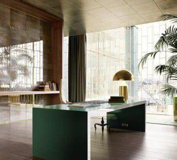 bureaux de direction design  haut de gamme en bois ou en