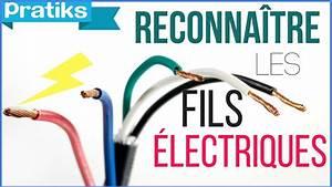 Section Fil Electrique : bricolage comment reconna tre les fils lectriques youtube ~ Melissatoandfro.com Idées de Décoration