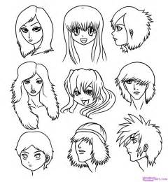 How to Draw People Faces Step by Step