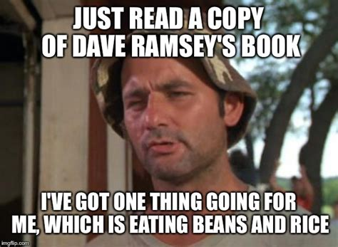 Dave Memes - dave ramsey meme 100 images dave ramsey inspired t shirt gazelle intense perfect for anyone
