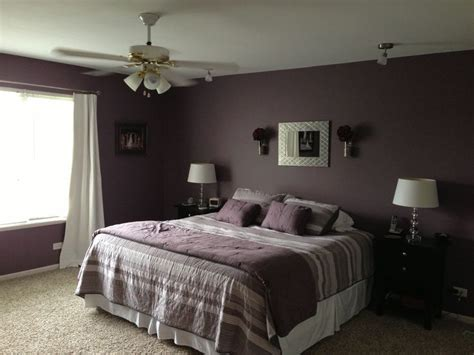 Bold Color For The Bedroombehr Wine Frost Everything