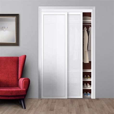 sliding closet door rough opening dandk organizer