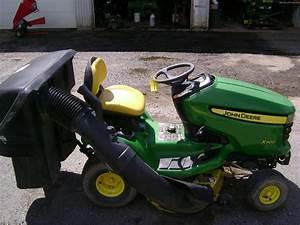 2008 John Deere X300 Lawn  U0026 Garden And Commercial Mowing