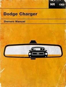 Dodge Charger Owner U0026 39 S Manual