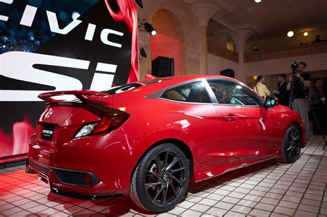 Civic Si Specs by Honda Civic Si Torque Specs Accidentally Leaked Motor Trend