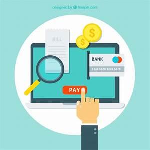 Online Pay 24 Rechnung : fondo de pago en l nea descargar vectores gratis ~ Themetempest.com Abrechnung