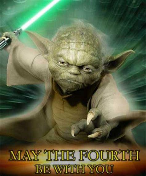 Obligitory 'Happy Star Wars Day!' Post - Geekologie