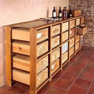 best 25 crate shelving ideas on pinterest crate With meuble caisse de vin en bois