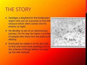 the alchemist summary