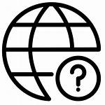 Server Icon Internet Network Globe Earth Url