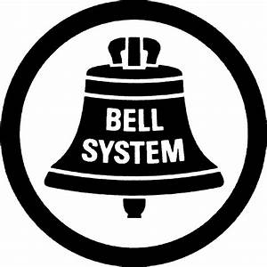Bell telephone company logopedia the logo and branding site for Systemm bel