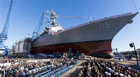 US Navy DDG 115 Completes Acceptance TrialsDefenceTalk.com ...