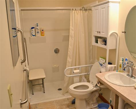 bathroom remodeling  senior citizens