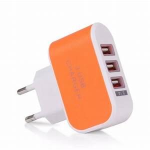 Multiprise Avec Usb : multiprise usb plug chargeur secteur universel avscase ~ Melissatoandfro.com Idées de Décoration