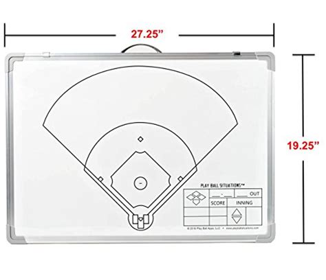 Baseball Situations Coaches Board Dont Just Tell Them