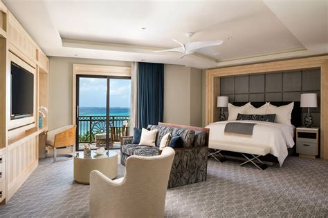 hotels with 2 bedroom suites two bedroom suite grand cayman the ritz carlton grand