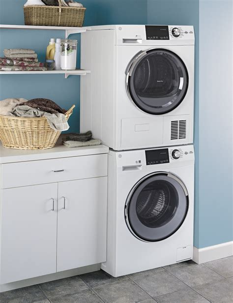 gfwsslww ge   cu ft stackable compact washer