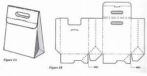 triangle packaging template - a product packaging 3d triangular shape used most likely