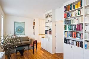 1 Zimmer Wohnung Einrichten Bilder : kleine wohnung einrichten intelligente w nde ~ Bigdaddyawards.com Haus und Dekorationen