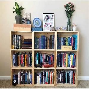 20 diy bookshelf ideas book will