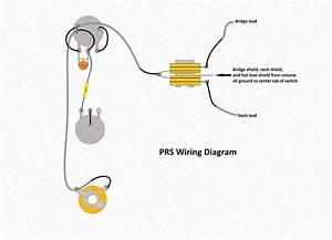 Hamer Wiring 2 Humbucker 2 Volume 1 Tone Diagrams