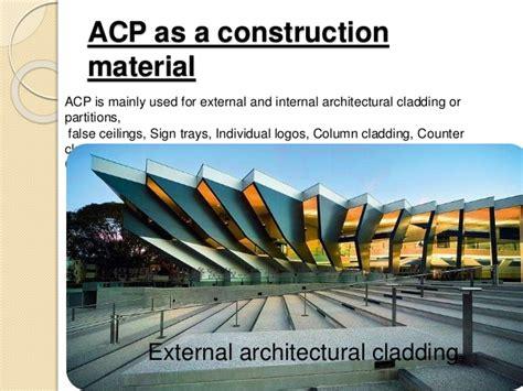 aluminium composite panelsacp