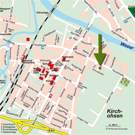 Bäckerei Engel Bad Pyrmont by Lage Der Ferienwohnung G 252 Tter In Emmerthal Bei Grohnde