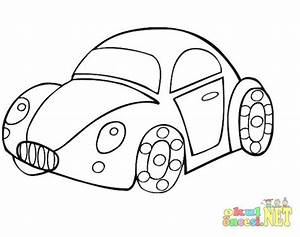Okul öncesi Araba Boyama Sayfaları Calendarios Hd