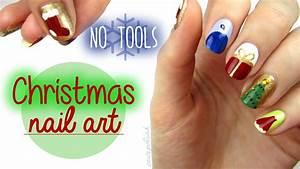 Beautiful diy christmas nail art designs step by