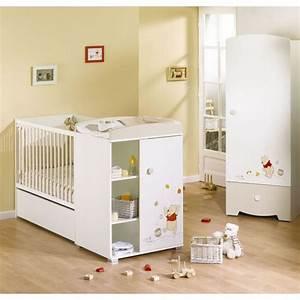 winnie lit combine doodle craft achat vente armoire With déco chambre bébé pas cher avec livraison de muguet