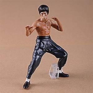Kung Fu Figuren : 4pcs bandai bruce lee kung fu master legend figures ~ Sanjose-hotels-ca.com Haus und Dekorationen