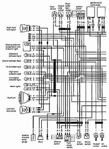 Electrical Wiring Diagram Of 1986 Suzuki Vs700 Intruder
