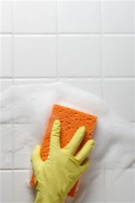 1000 ideas about cleaning shower tiles on