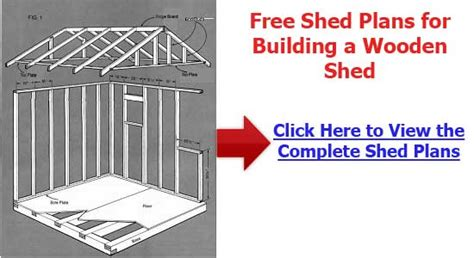 free shed plans 8x8 gres build a wood shed yourself
