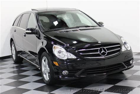 2010 Used Mercedes-benz R350 4matic Amg Nav Awd 7
