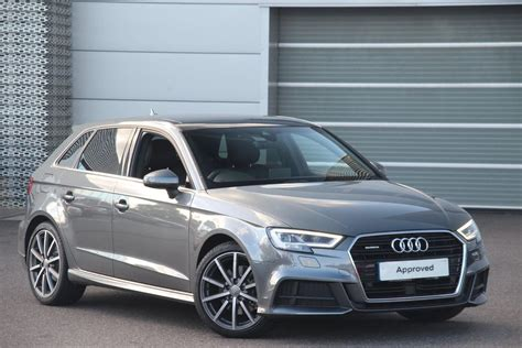 2016 Audi A3 2 0 by Used 2016 Audi A3 2 0 Tfsi Quattro S Line 5dr S Tronic For