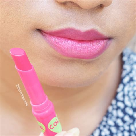 baby lips light pink maybelline baby lips bright out loud review little reviews