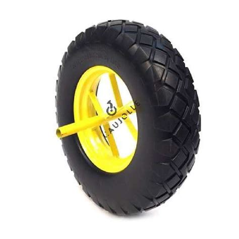 roue de brouette increvable diam 232 tre 400mm