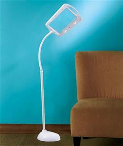 5x magnification full page magnifier floor lamp ebay With full page magnifier floor lamp 5x