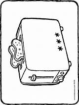 Toaster Drawing Kiddicolour Colouring Getdrawings sketch template