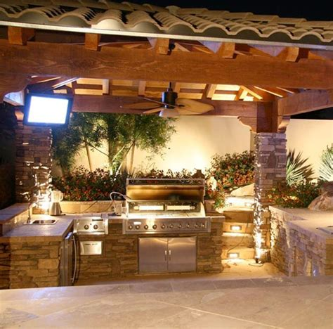 designs for outdoor kitchens custom outdoor kitchens palm kitchen grills palm 6677