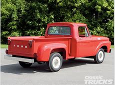 1963 Ford F100 Hot Rod Network