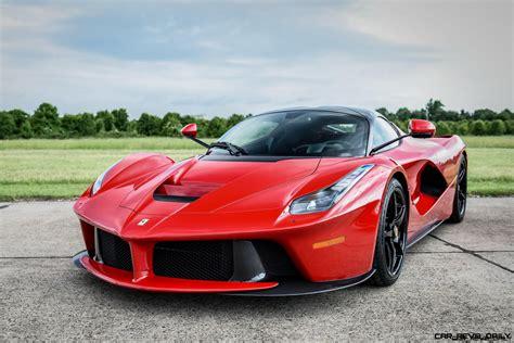 Top Ten Ferraris by The 10 Best Ferraris Built 187 Supercars