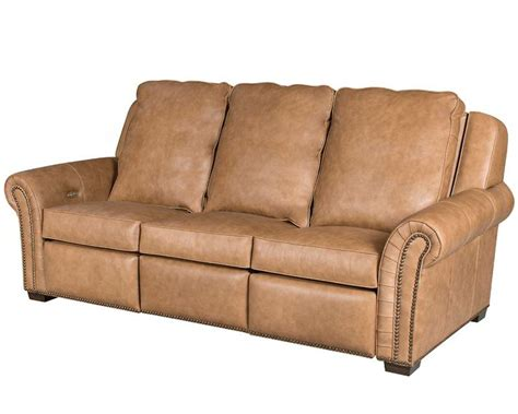 Sofa Inc by Classic Leather Mcgregor Power Reclining Sofa 11523