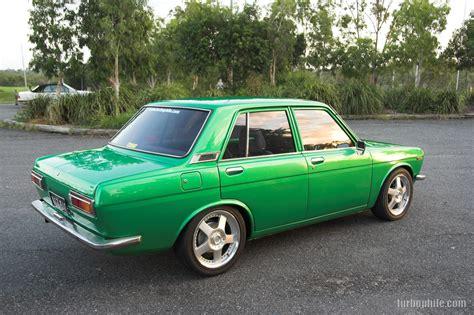 Drew's Green Ca18det Datsun 1600