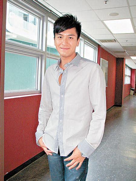 chinese hong kong tvb actor profile kenneth ma kwok ming hong kong actor