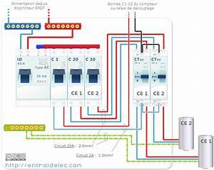 Branchement Electrique Chauffe Eau : 2 chauffe eau heure f electricite travaux ~ Dailycaller-alerts.com Idées de Décoration